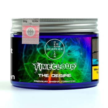 "TimeCloud ""The Desire"" Shisha Tobacco 50 g"