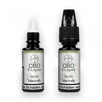 CBD 50/50 Hanf Terpene E-Liquid 10 ml*