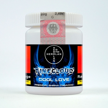 "TimeCloud ""Cool Love"" Shisha Tobacco 20 g"