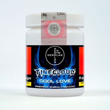 "TimeCloud ""Cool Love"" Shisha Tobacco 5 g"