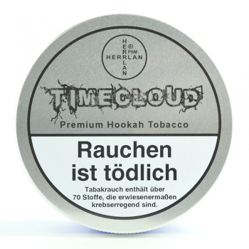 "TimeCloud ""Dark Forest"" Shisha Tobacco 1000 g"