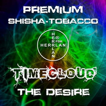 "TimeCloud ""The Desire"" Shisha Tobacco 200 g"