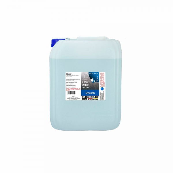 Smooth E-Base 10 Ltr. 0 mg
