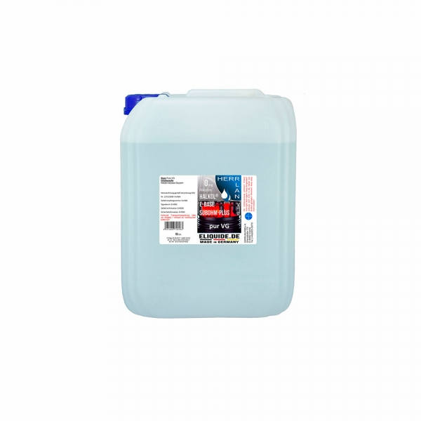 SubOhm+ E-Base 10 Ltr. bis 36 mg