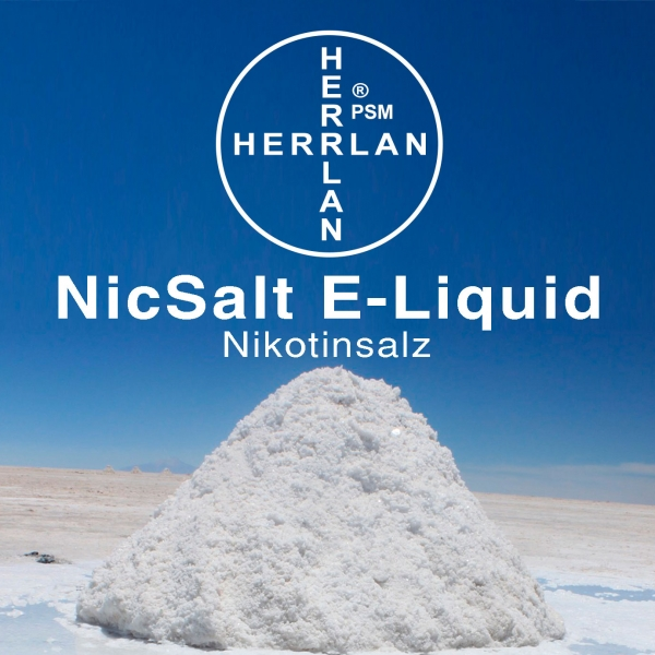 Nikotinsalz / NicSalt Mit Filter E-Liquid 10 ml